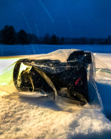 Protecting your gear while pursuing Winter Photography