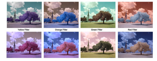 Full Spectrum Conversion Sample Images