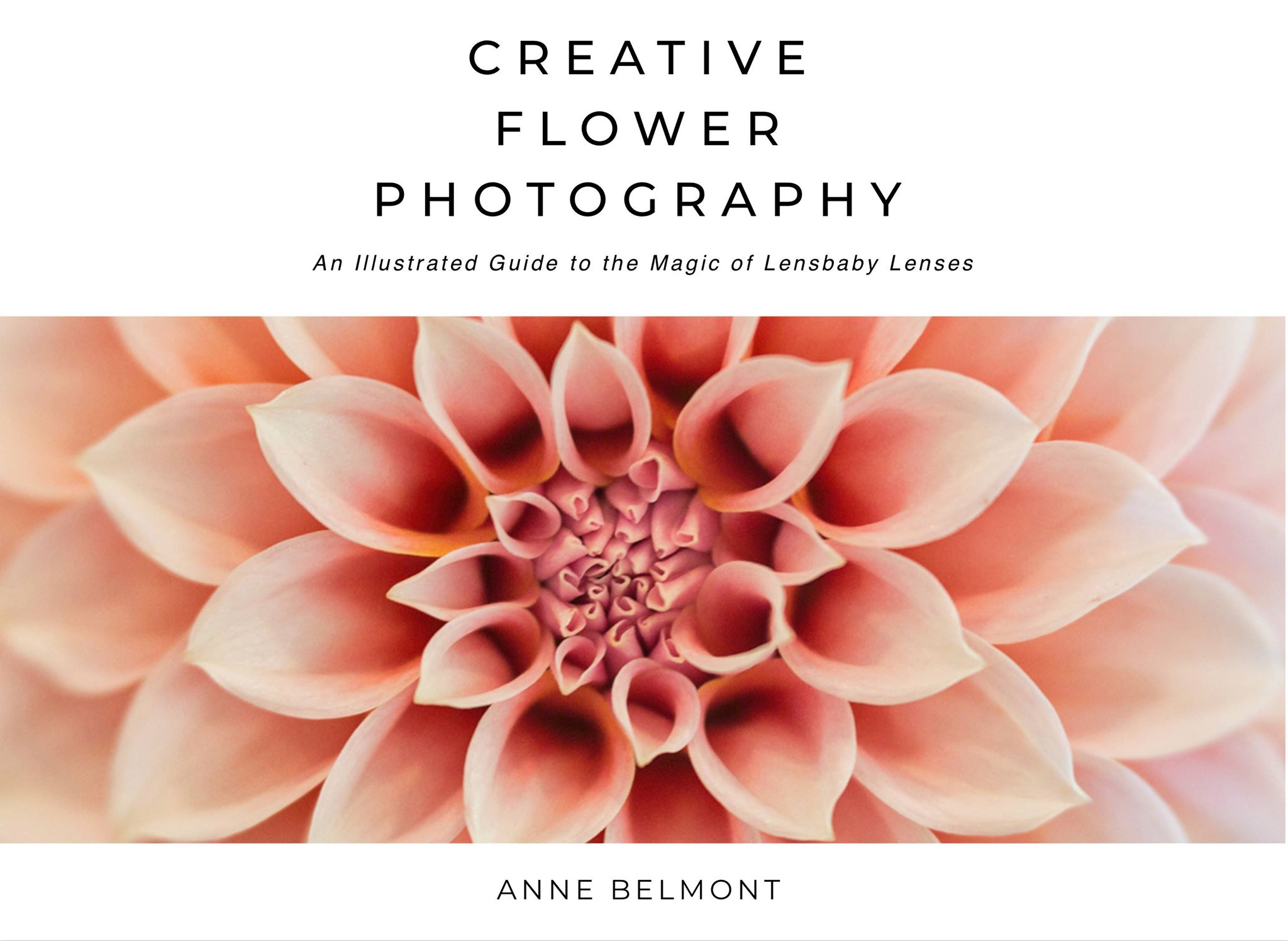 Creative Flower Photography eBook Cover