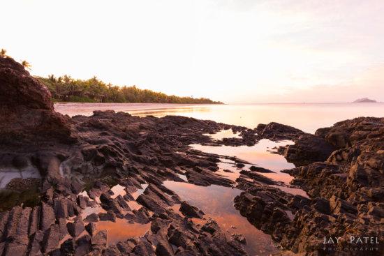 +1.67 Fstop exposure bracketing for HDR Photography at Mana Island, Fiji