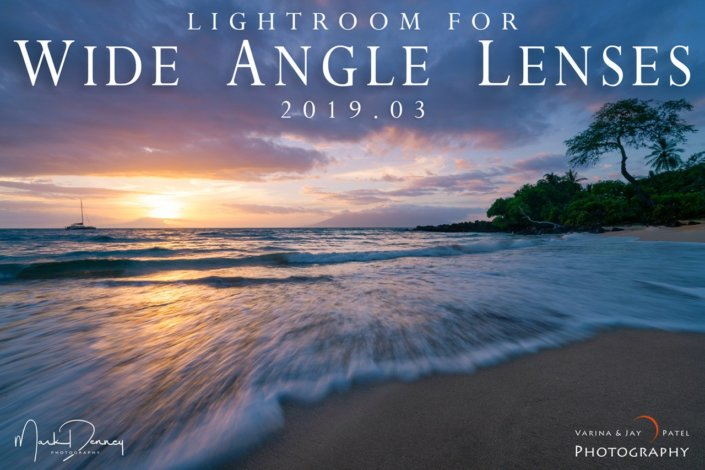 Lightroom for Wide Angle Lenses Cover