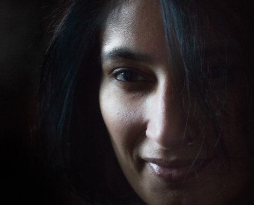 Portrait of Padma Inguva