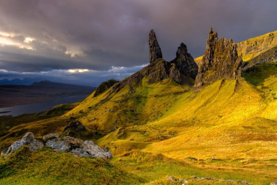 Landscape Photography Location: The Old Man of Storr, Isle of Skye, Scotland by Ugo Cei