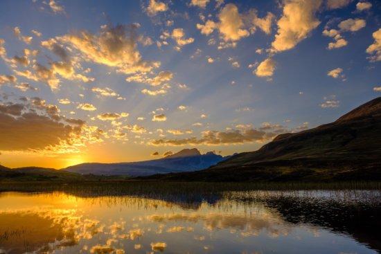 Loch Cill Chriosd (Kilchrist), Isle of Skye, Scotland