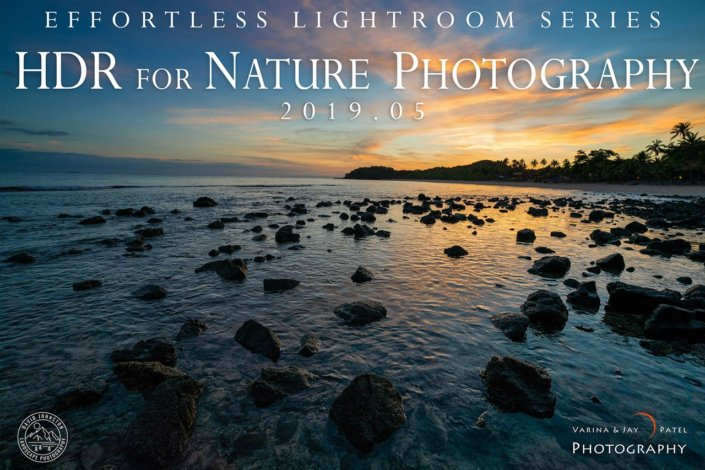 HDR for Nature Photography in Lightroom Tutorial Cover