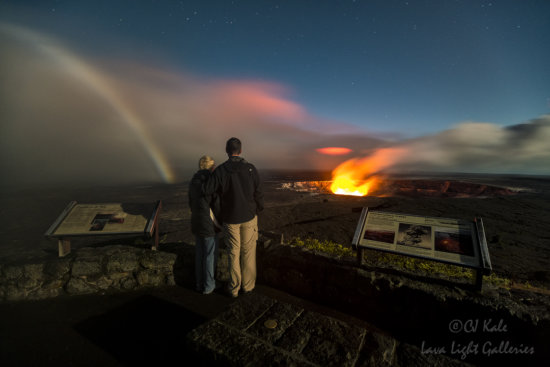 Night photography with Moonbow by CJ Kale