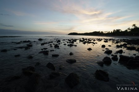 0 F-Stop Bracketed Exposure for HDR for Nature Photography Workflow, Mana Island, Fiji