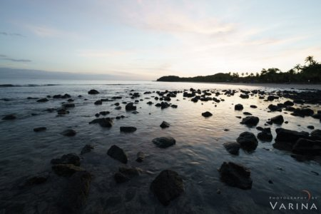 +1 F-Stop Bracketed Exposure for HDR for Nature Photography Workflow, Mana Island, Fiji