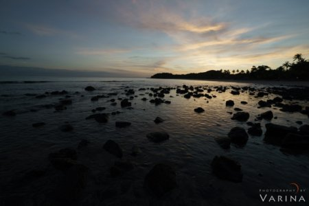 -1 F-Stop Bracketed Exposure for HDR for Nature Photography Workflow, Mana Island, Fiji
