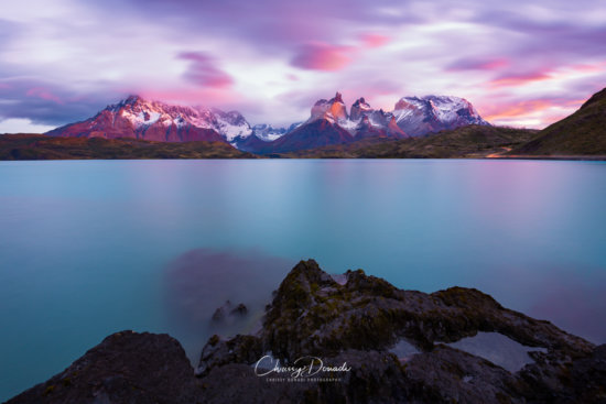 Landscape photography using super slow shutter speed with 10-Stop ND Filter by Chrissy Donadi