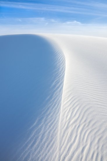 Nature photography in White Sands Desert, New Mexico by Francesco Carucci