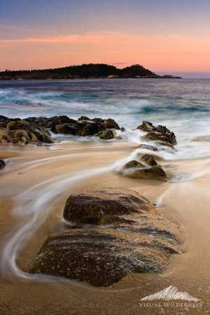 Fine art print from Point Lobos State Park, California