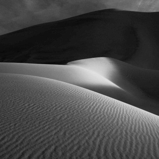 First Black & White Fine Art Landscape Photo