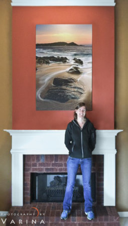 Make Money by selling ready-to-hang fine art print - Point Lobos, California