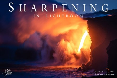 Sharpening in Lightroom Tutorial Cover