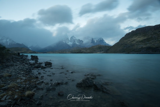 Blue color cast created by ND Filters for long exposure photography by Chrissy Donadi