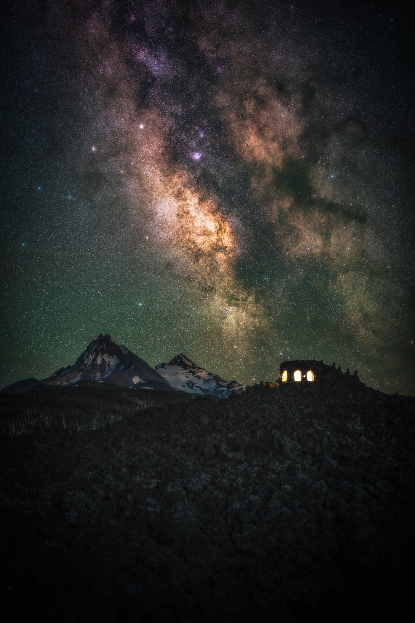Night Photography by Austin James Jackson