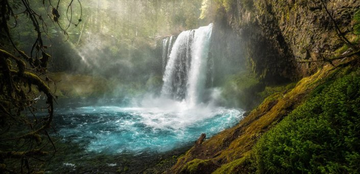 Waterfall Photography by Austin James Jackson