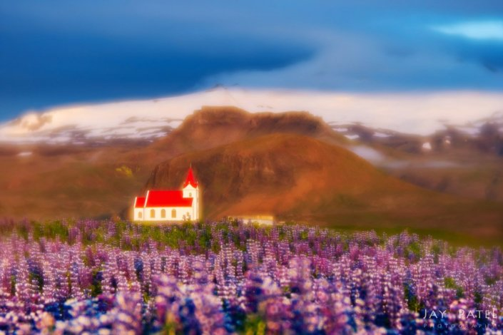 Landscape photography with special effect created by Lensbaby Velvet camera lens by Jay Patel