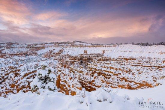 Landscape Photography at Bryce Canyon National Park, Utah by Jay Patel