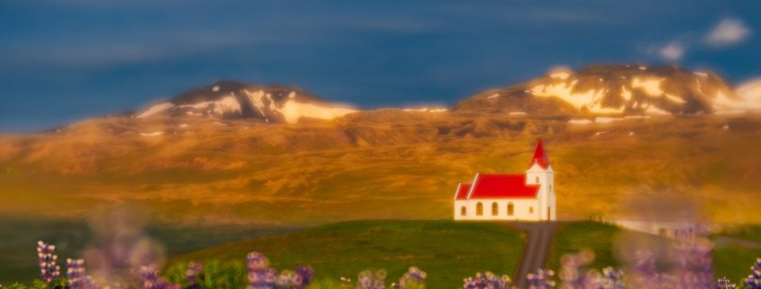 Creative nature photography with narrow aperture from Iceland by Jay Patel