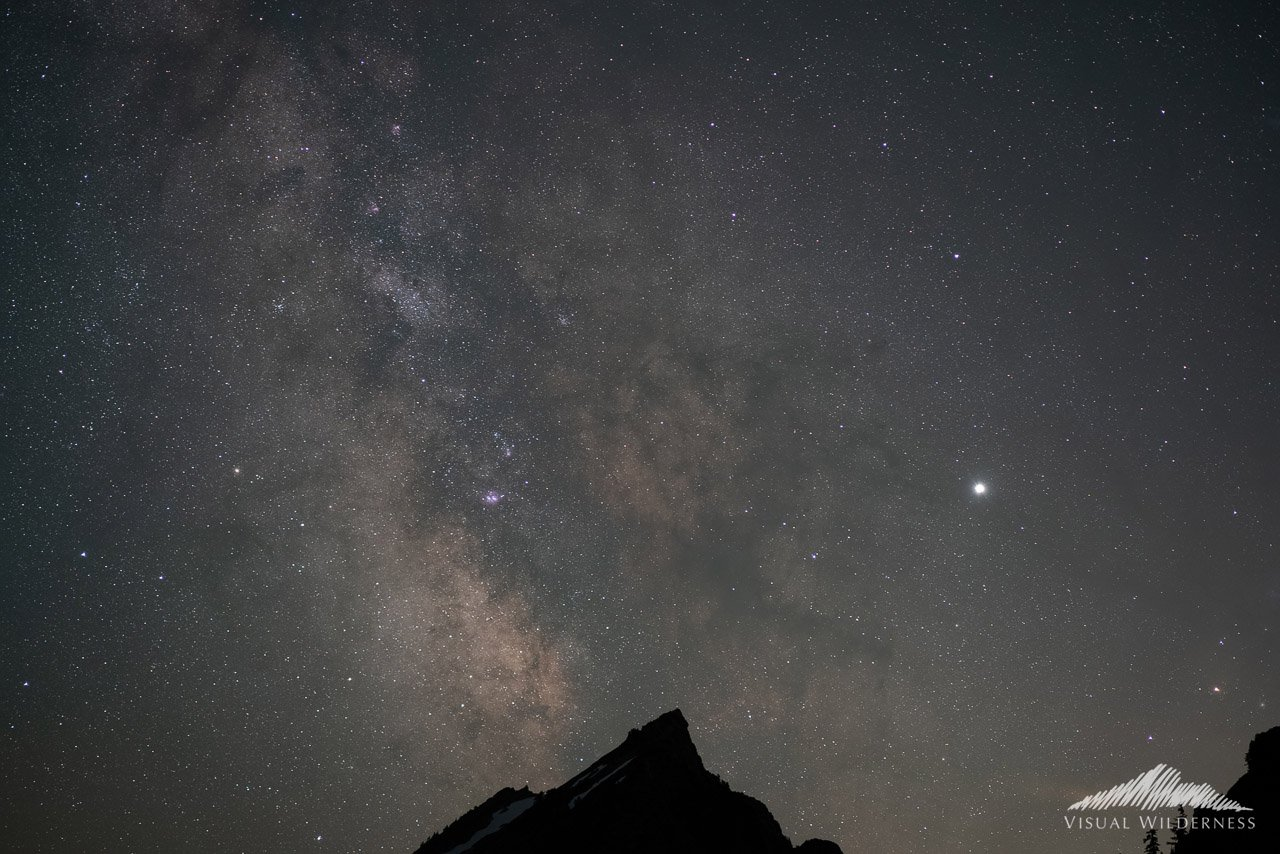 Milky Way Night Photography Case Study for Sky by Austin Jackson