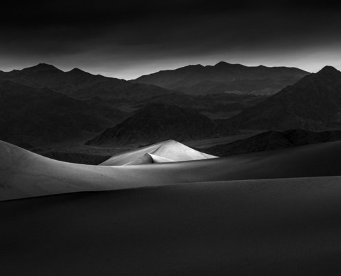 Black and White Landscape Photography by Jack Curran