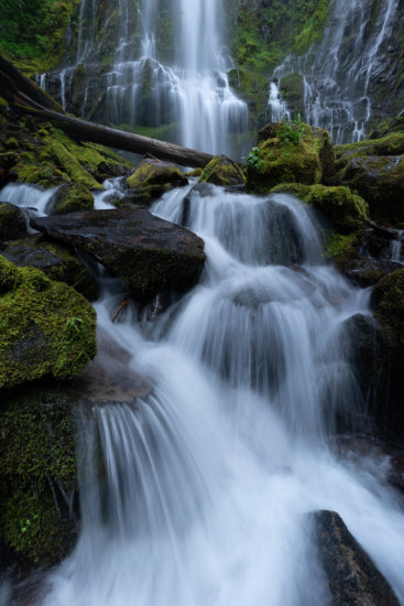 Proxy Falls with original White Balance by Austin Jackson