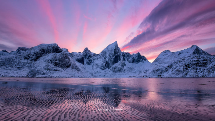 Mountain Photography from Norway by Landscape Photographer Chrissy Donadi