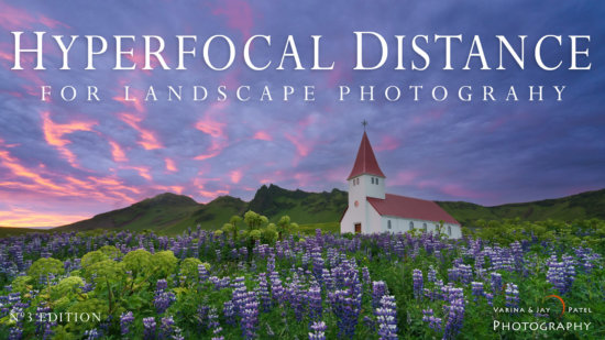 Cover for Hyperfocal Distance for Landscape Photography Rev. 3