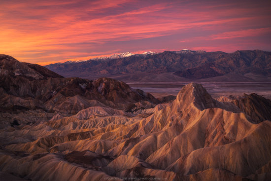 Landscape photography during Golden Hours by Peter Coskun