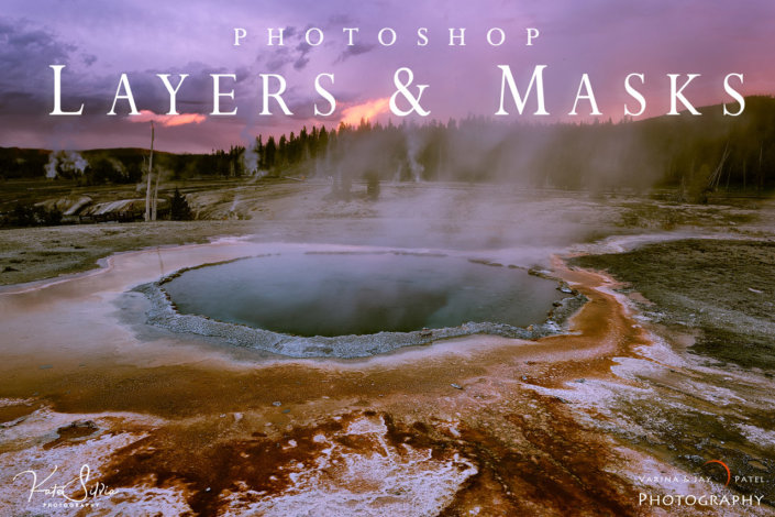 Photoshop Layers & Masks for Beginners Tutorial Cover