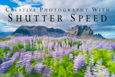 Creative Photography with Shutter Speed Tutorial Cover
