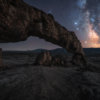 Cover for Milky Way Photography blog post for beginners by Austin James Jackson.