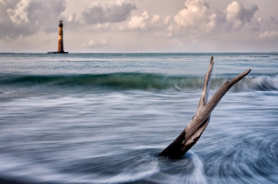 In-camera creative effects for nature photography created by slow shutter speed by Kate Silvia