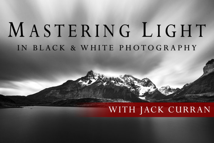 Cover Image for Mastering Light in Black and White Photography Class with Jack Curran