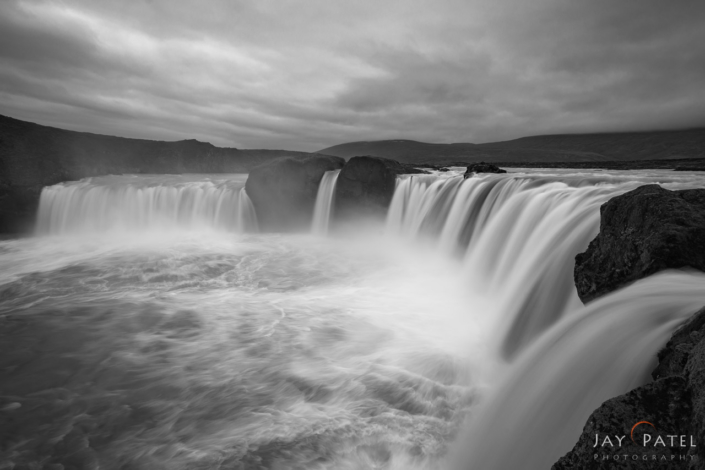 Black & White Landscape Photography from Iceland by Jay Patel