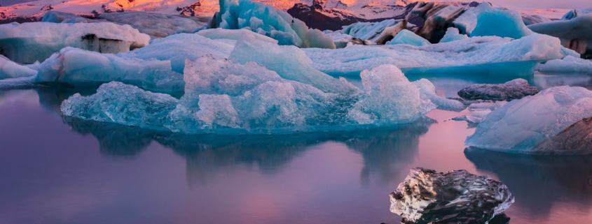 Landscape Photography from Jokusarlon, Iceland by Jay Patel