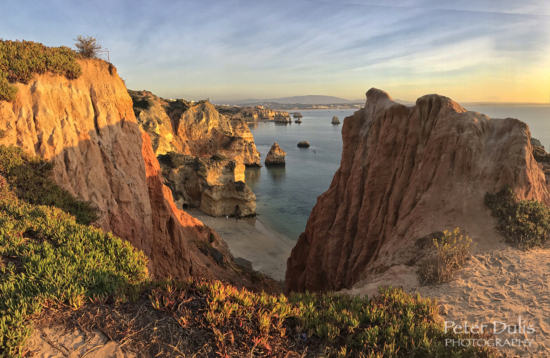 Travel photography at golden hour with a wide angle lens by Peter Dulis