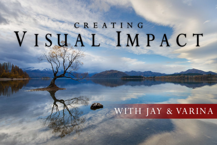 Creating Visual Impact Webinar with Jay and Varina Patel