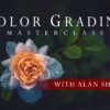 Color Grading in Lightroom Masterclass cover page by Alan Shapiro