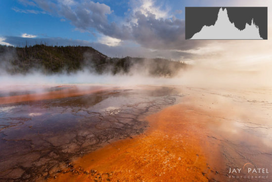 Landscape photography from Yellowstone National Park by Jay Patel